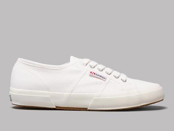 Wholesale 2016 Superga Trainers for Men - 2750 Cotu Classic - White Outlet Sale 49_LRG.jpg